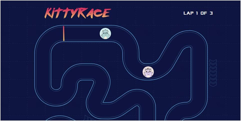 KittyRace-CryptoKitties-Azar-Juego