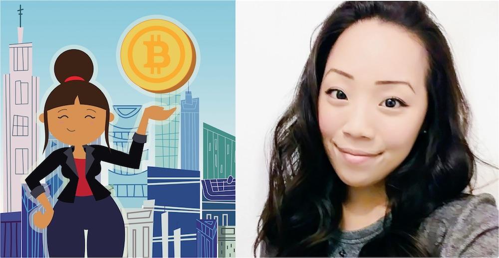 Linda Lee Blockchain Mujeres