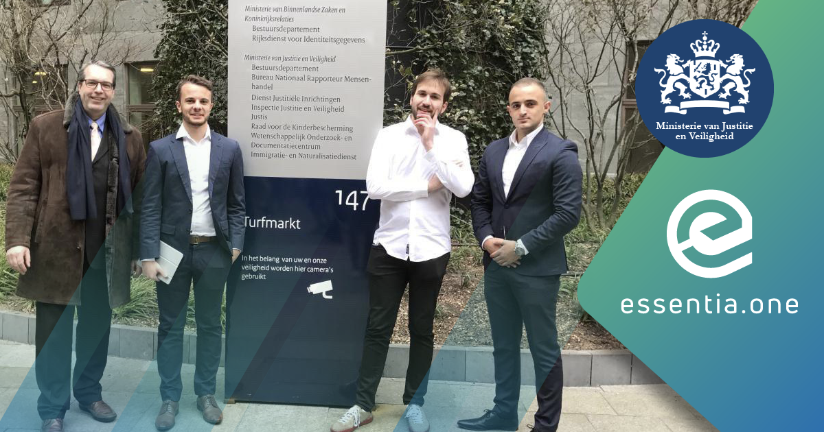 essentia one-blockchain-innovaciones-eurostar-holanda