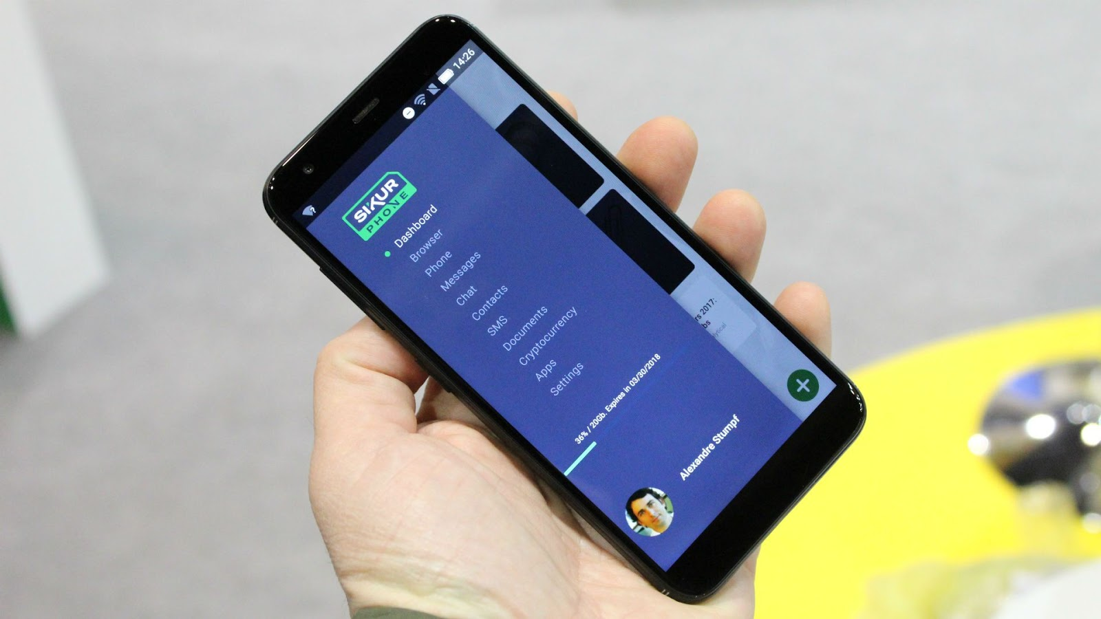 billetera-blockchain-mwc 2018-criptomonedas-sikur-brasil
