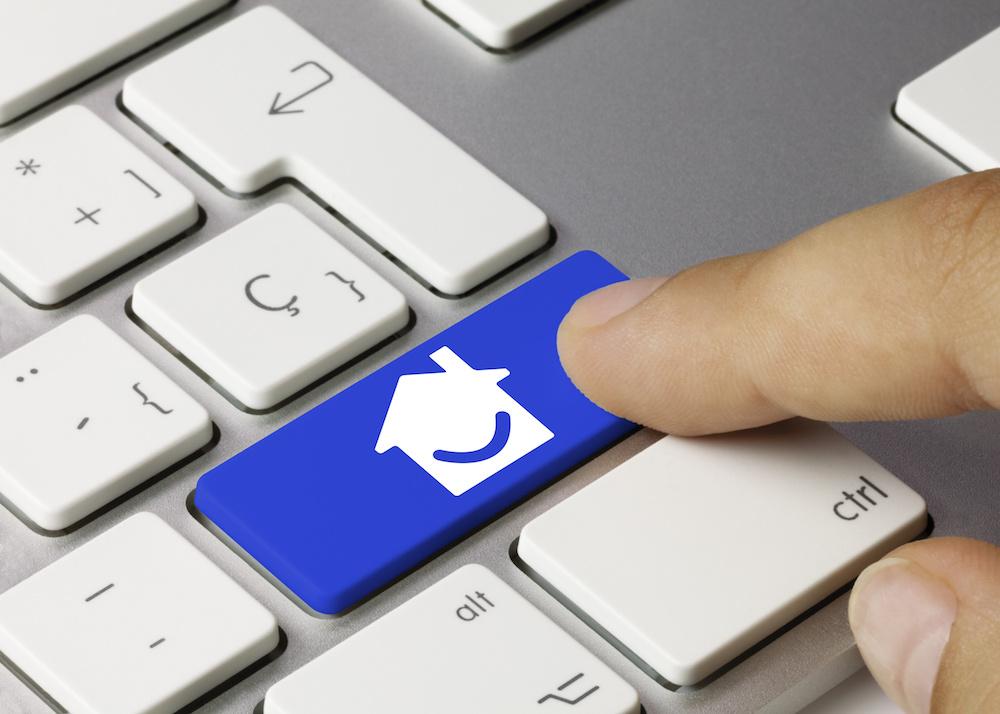 Blockchain tecnologia hipotecas bienes raices