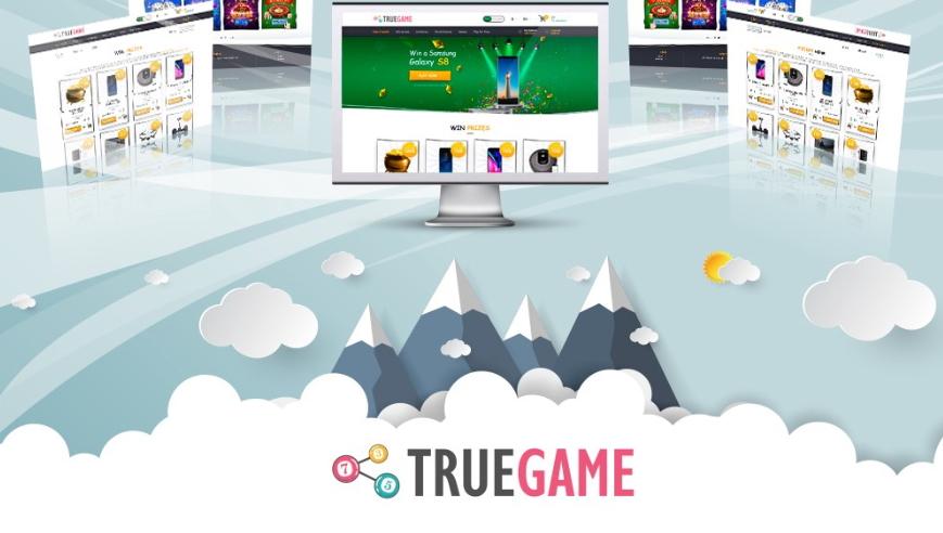Truegame-plataforma-juegos-blockchain