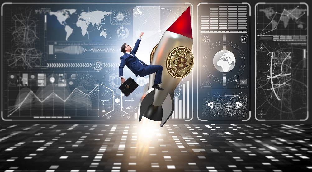 thomas lee-precios de bitcoin-índice de hash-minería-criptomonedas