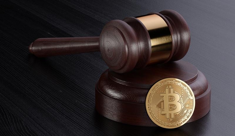 Compañía-bitcoin-demanda-banco