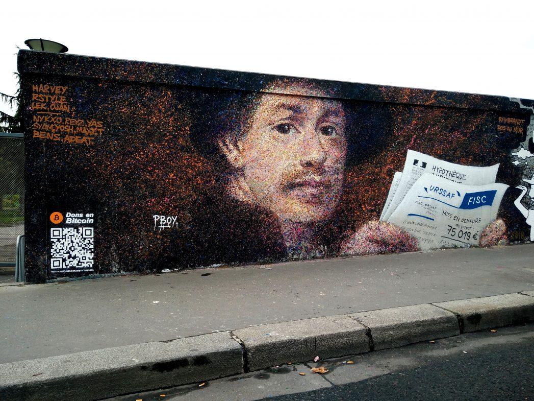 pboy-paris-criptomonedas-arte callejero-donaciones-bitcoin-arte