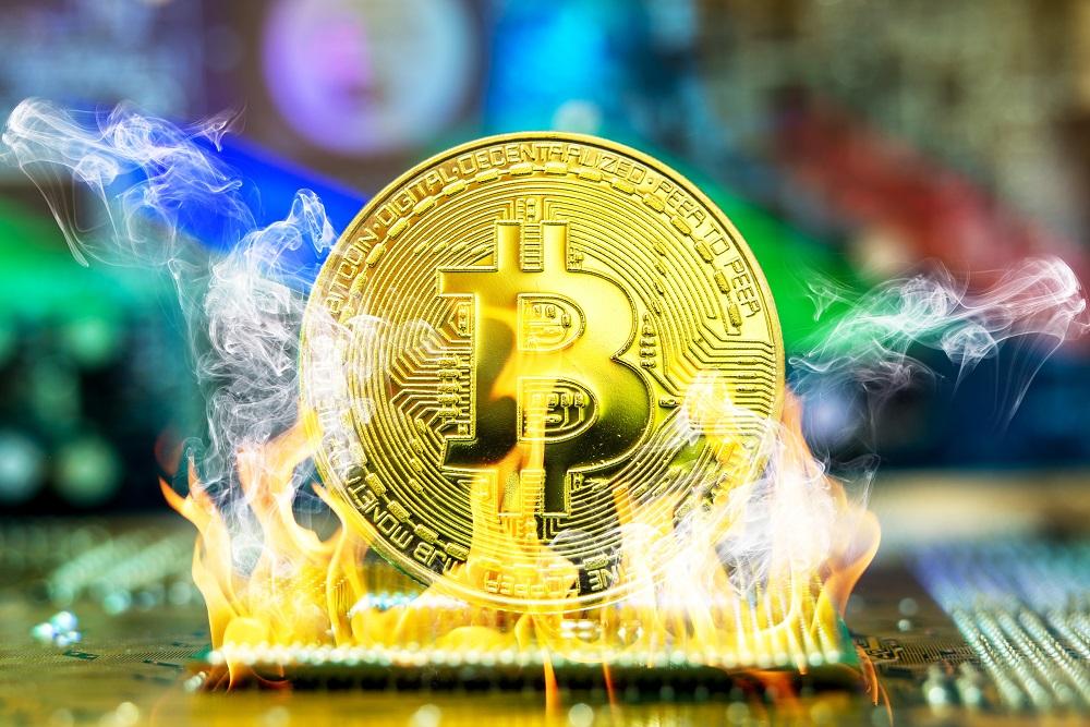 Bitcoin prueba de estrés