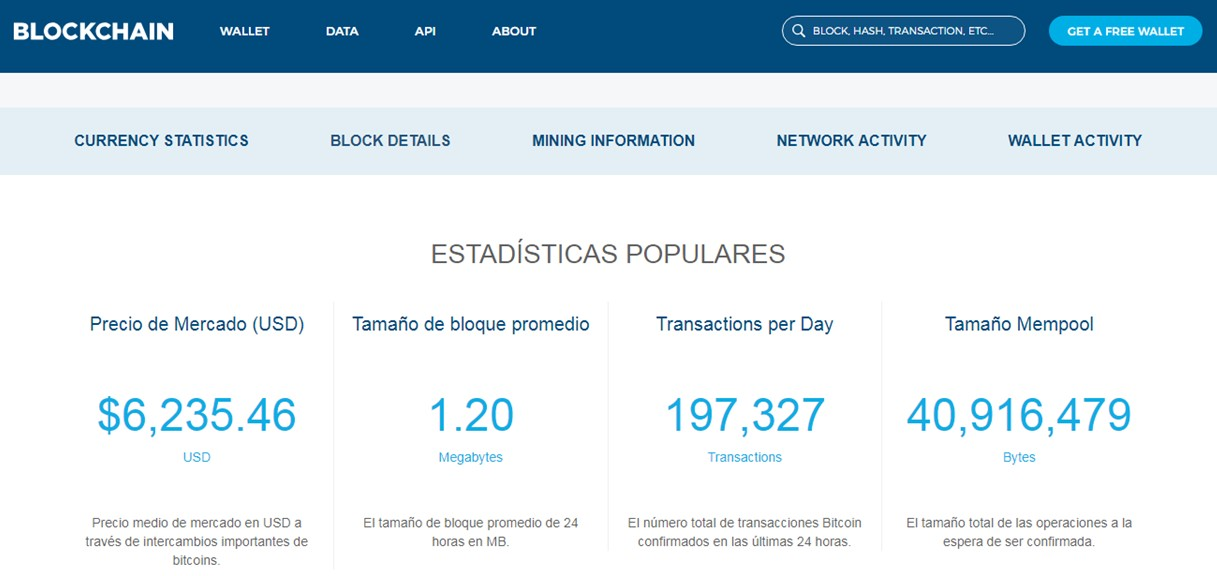 Bitcoin-Cadena-Bloques-Explorador