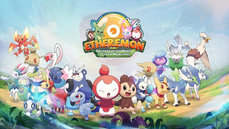 #QuedateEnCasa con Ethermon y gana tokens para intercambiar.