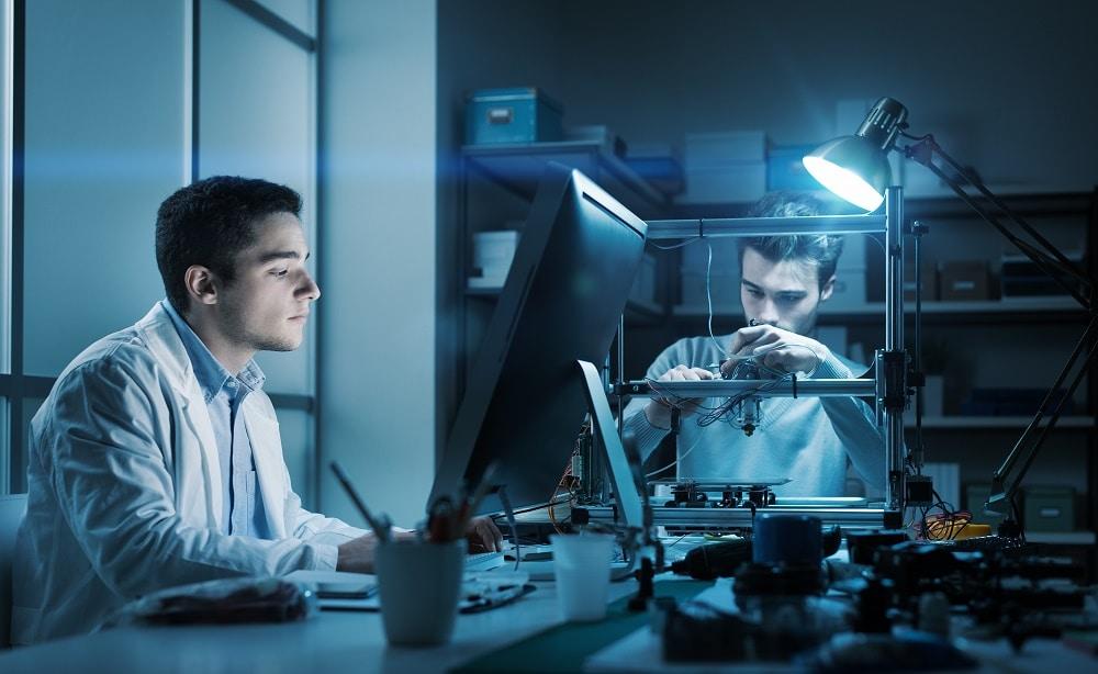 BAES laboratorio registro blockchain nodos
