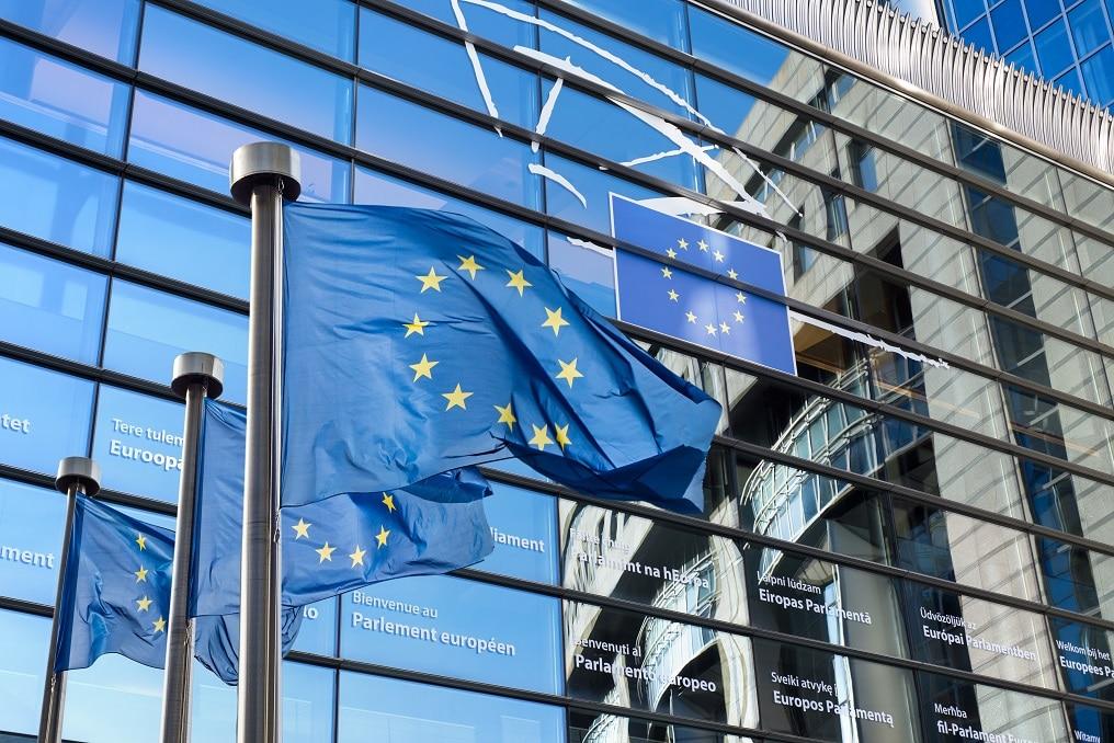Parlamento Europeo-criptomoendas-blockchain