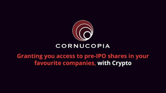 Cornucopia - pre-IPO