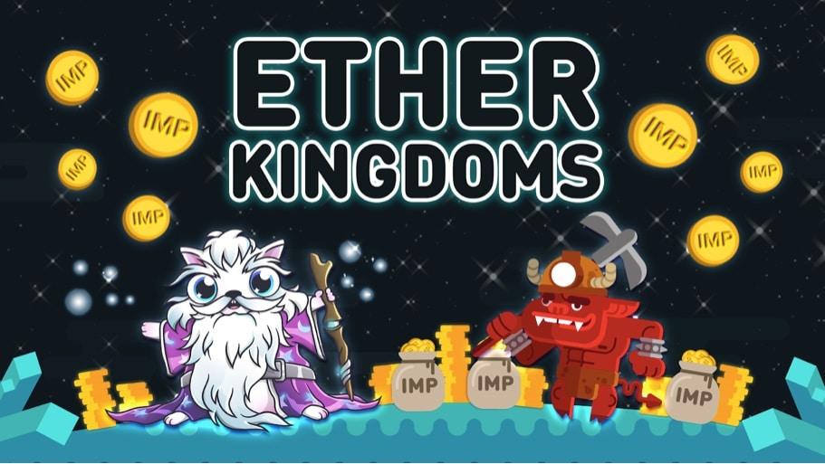 EtherKingdoms- Cripto juego