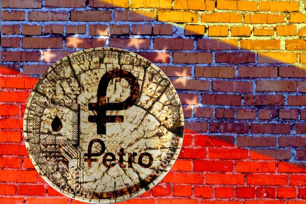 Petro Venezuela Maduro Blockchain