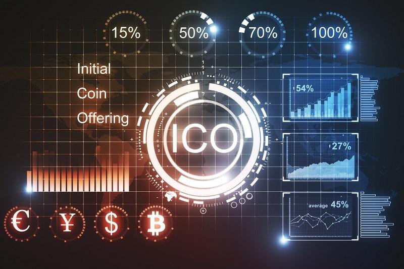 ICO Initial Coin Offering estudio