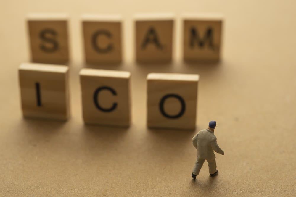 ico-scam exit-estafa-criptomonedas