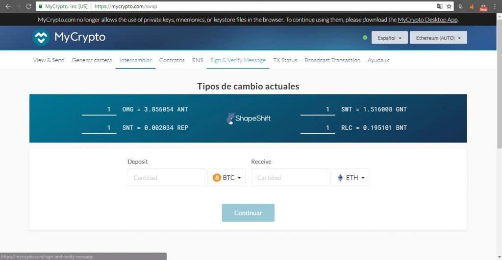 mycrypto-exchange-shapeshift-intercambio