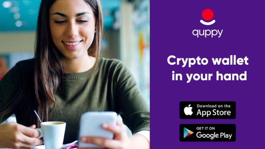 Quppy- Cripto-Monedero