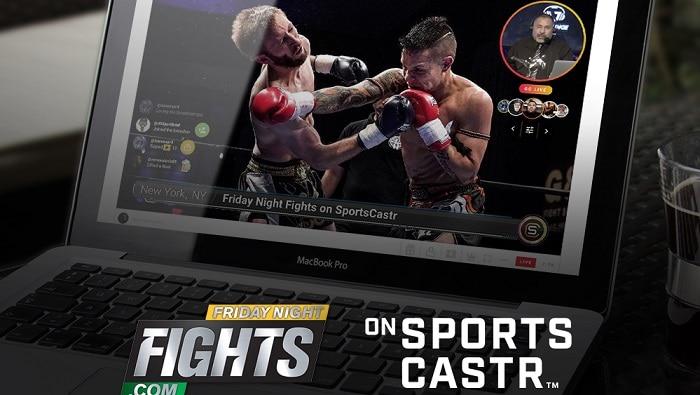 SportsCastr - Friday Night Fights