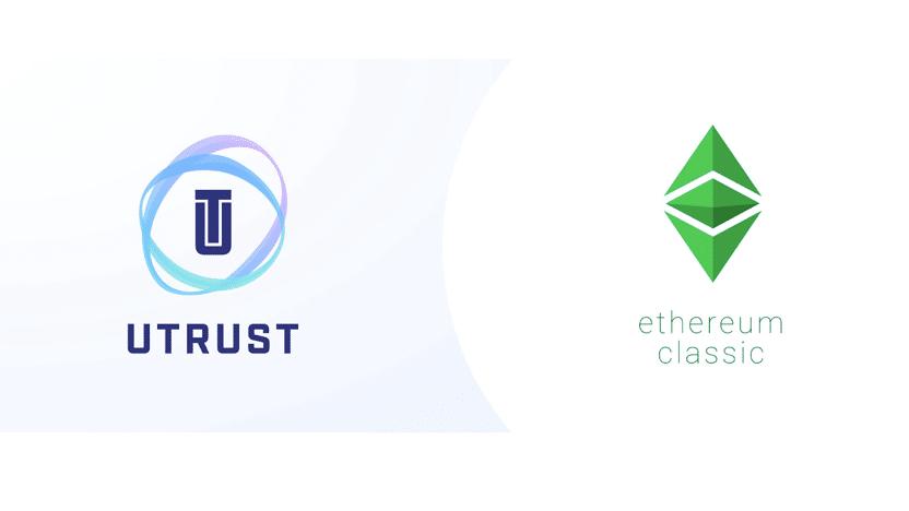 UTRUST - Ethereum Classic