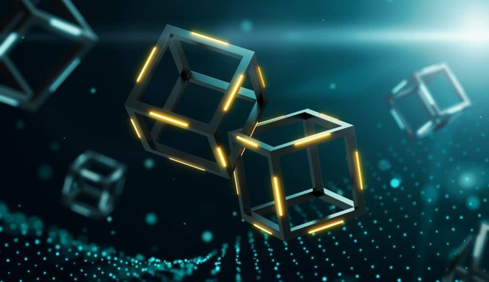casena lateral-blockchain-cadena de bloques
