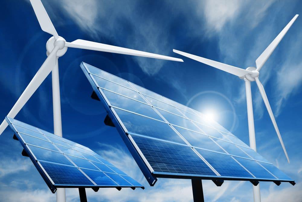 minería - criptomonedas - energías renovables