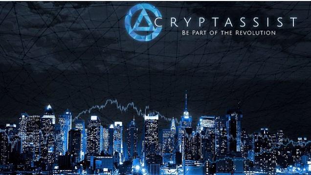 Cryptassist - Venta de Tokens