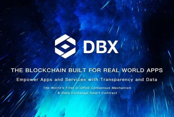 DBX ofrece una blockchain construida para aplicaciones del mundo real