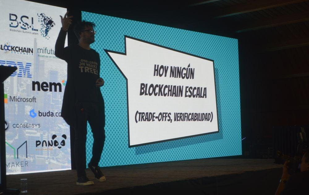 Eventos - Blockchain Summit Latam - Colombia
