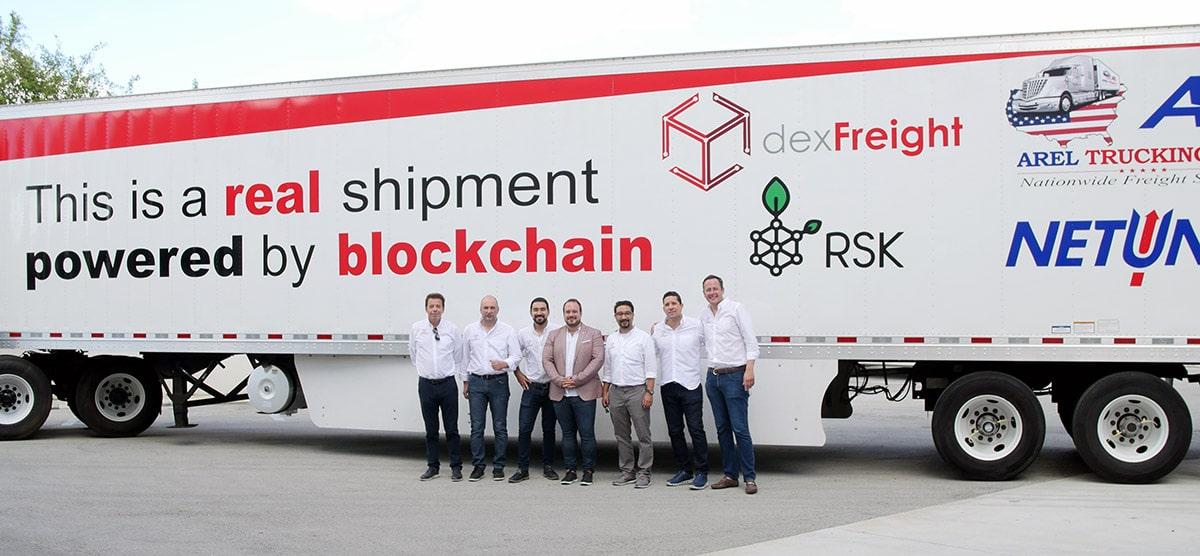 dexfreight-netuno-rsk-contratos inteligentes-bitcoin