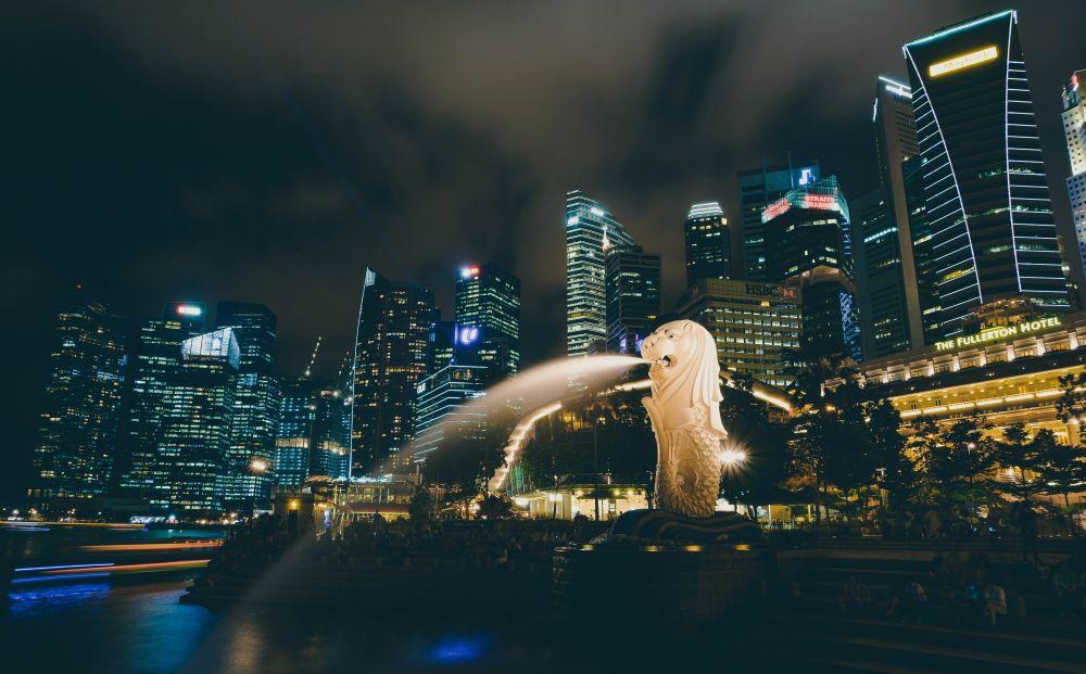 financiamiento - binance - singapur