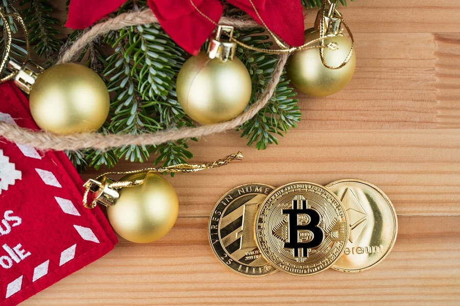Criptomonedas como Bitcoin son protagonistas de estas navidades