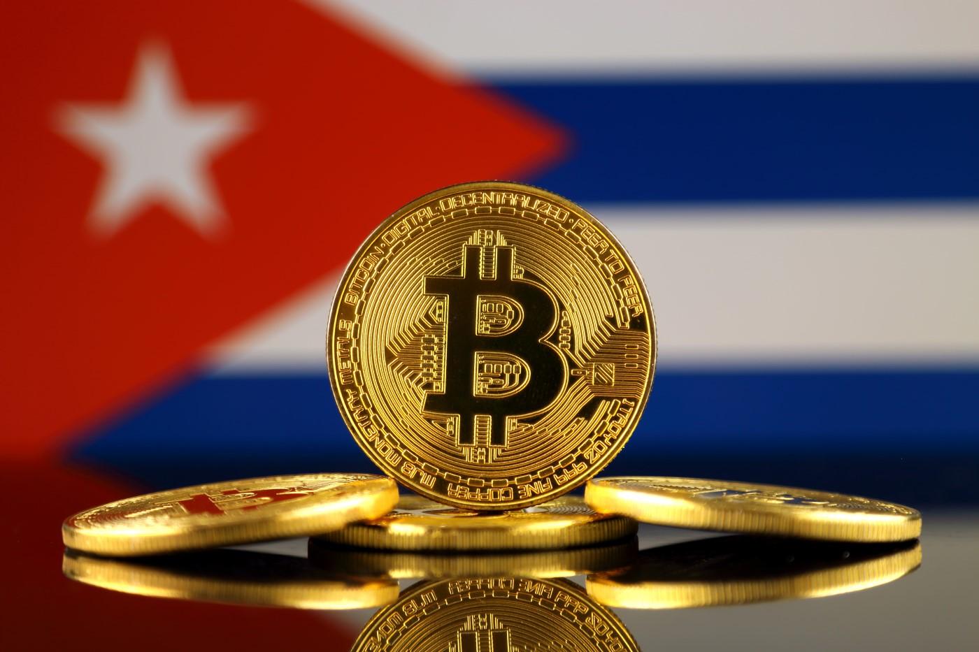 Cubanos BItcoin Estudiantes Venta
