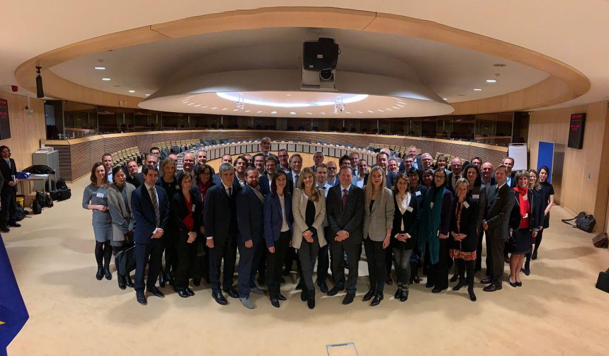La Comisión Europea crea nueva asociación para promover aplicaciones blockchain
