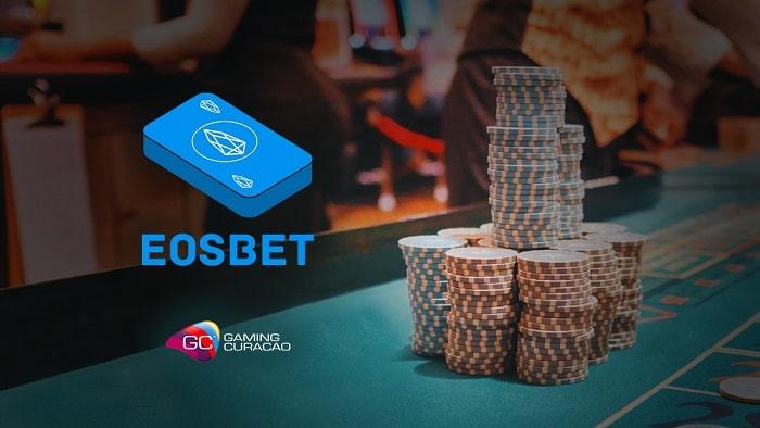 EOSBet Casino Blockchain