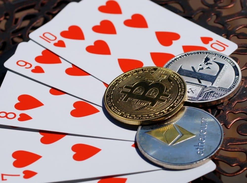 bitcoin-ethereum-litecoin-póker