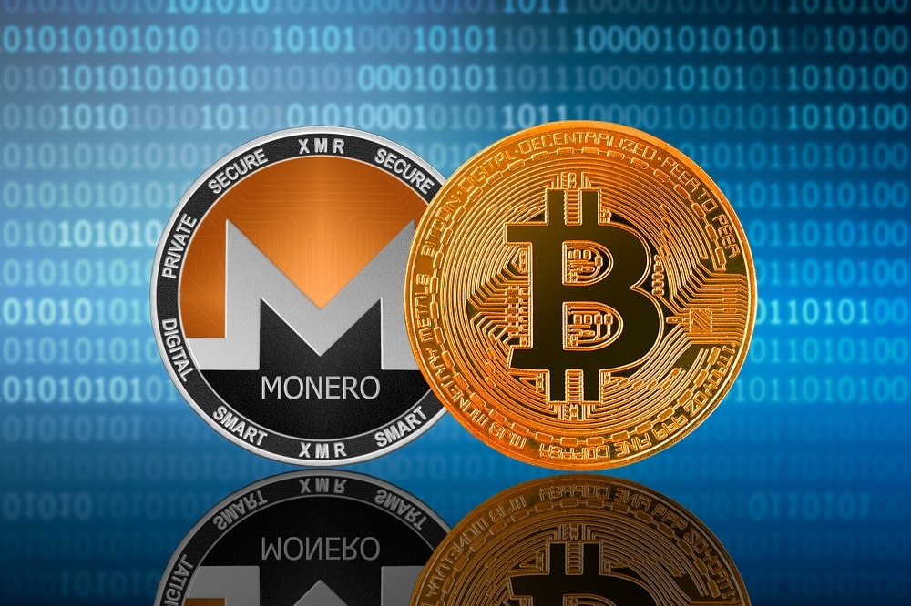 Les adresses IP des utilisateurs Monero et Bitcoin peuvent être identifiées ...