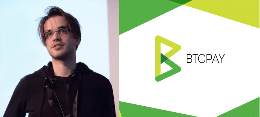 Nicolas Dorier BTCPay Server Bitcoin