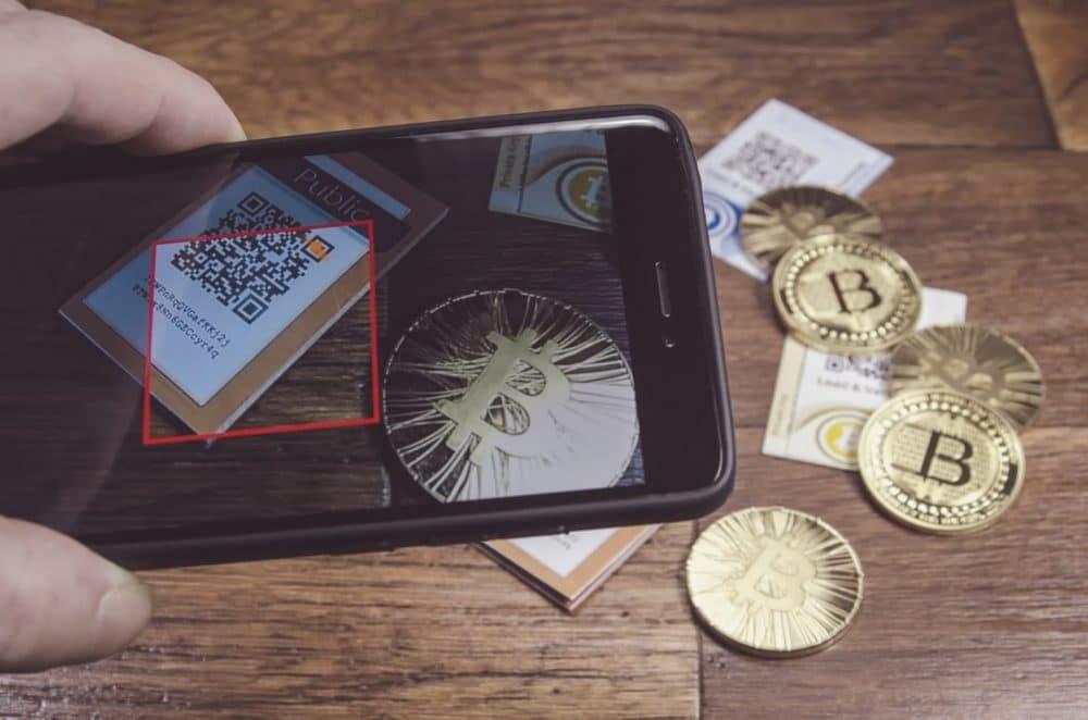 bitcoin-celular-código-comercio