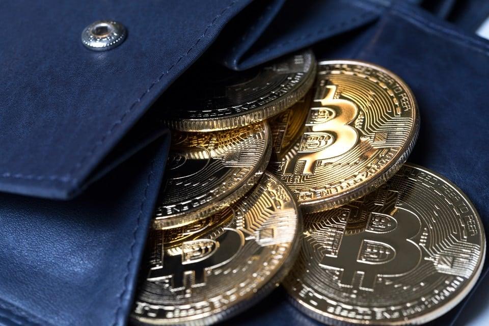 Bitcoin-dirección-fondos-vacío
