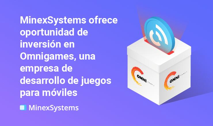 MinexSystems - Omnigames
