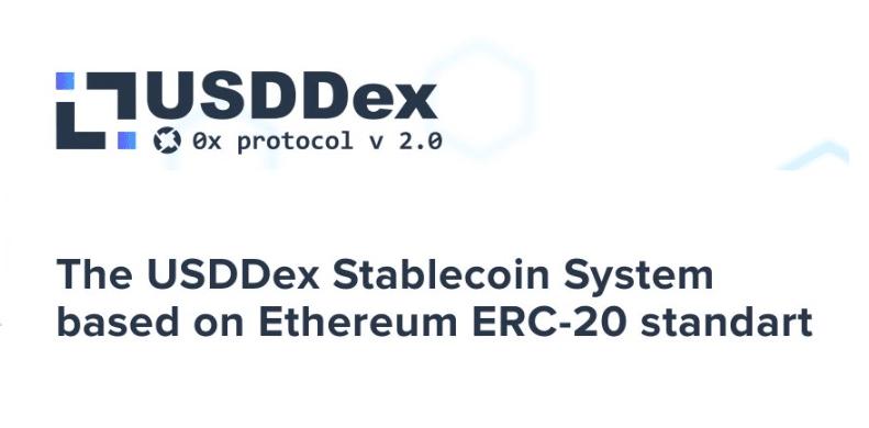 USDDex moneda estable