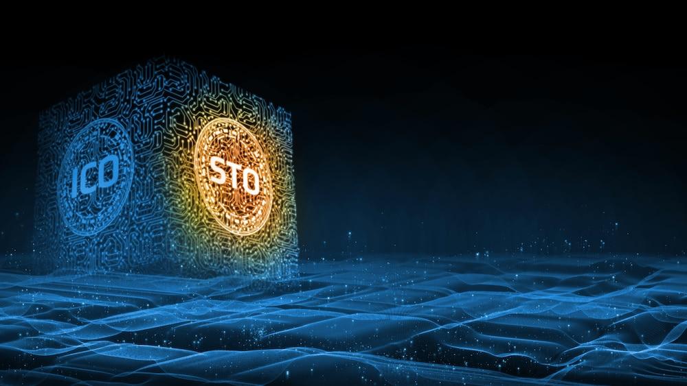 Tokens criptoactivos STO ICO