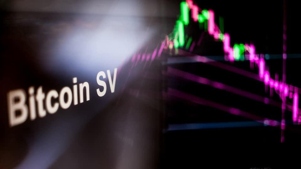 BitcoinSV-minería-tasa-hash-disminución