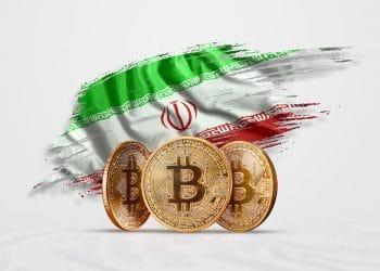 Iran Bitcoin BTC Cajero