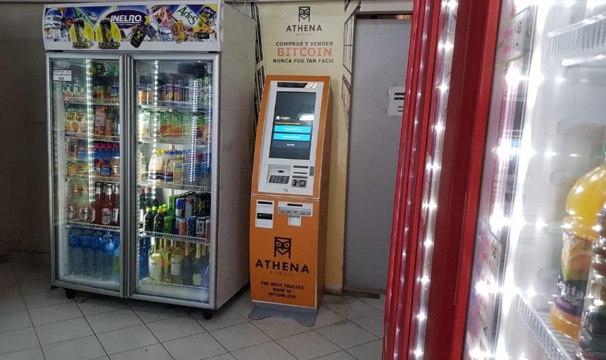 Cajero Bitcoin Buenos Aires 24 horas
