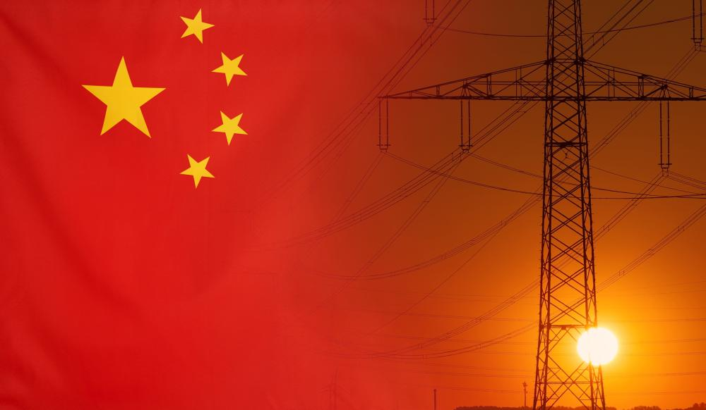 oferta - electricidad - china