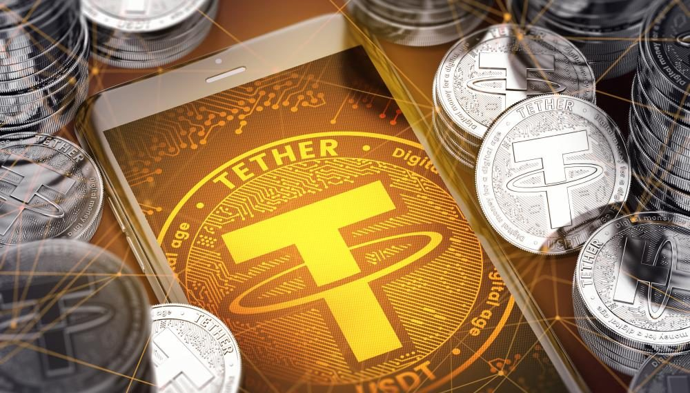 tether - imprime - 100mm - usdt