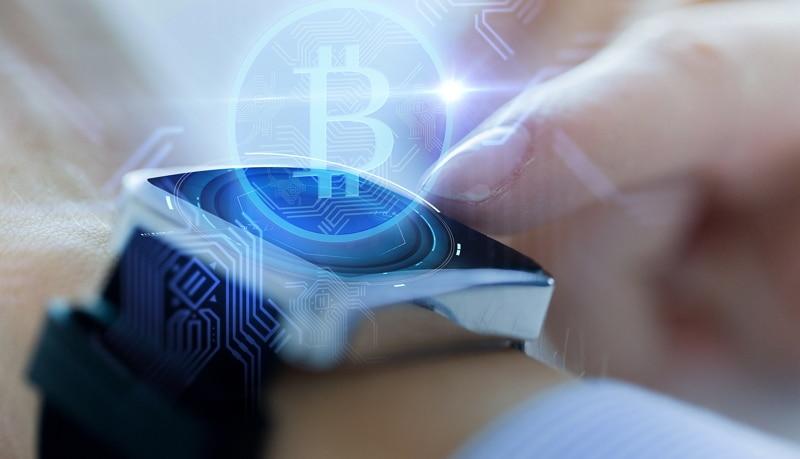 dispositivos blockchain criptomonedas