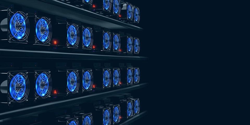 Bitcoin-minería-hashrate-incremento-minería