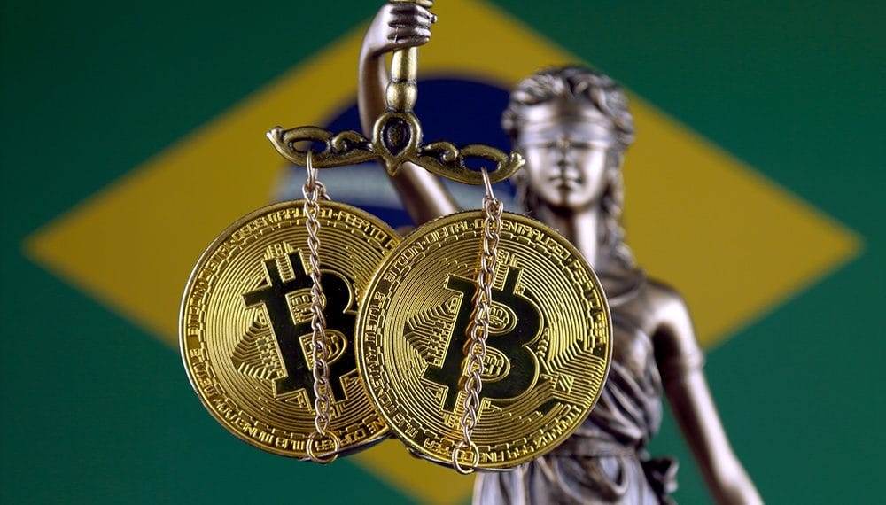 Brasil normativa criptomoneda